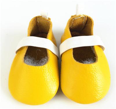 2016 Nuevo Cuero Genuino Sólido Del Niño Del Bebé Mocasines Niños Niñas Ballet Mary Janes Zapatos Primer Caminante Suaves Del Niño Del Zapato de vestir