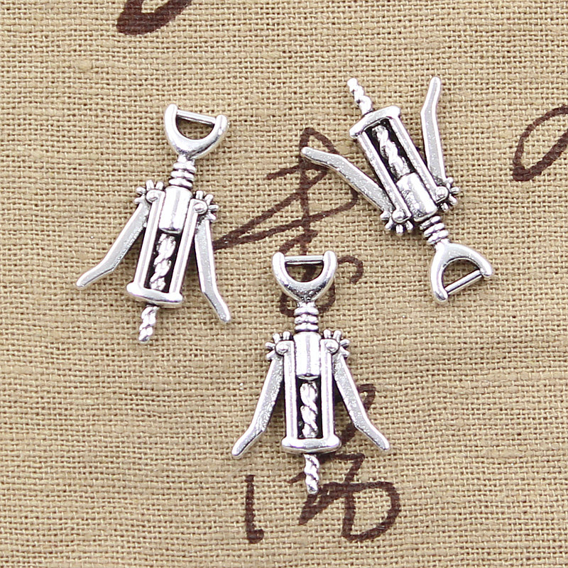 12 x Antique Gold Tone Cowboy Boot Charms Jewellery Making Findings