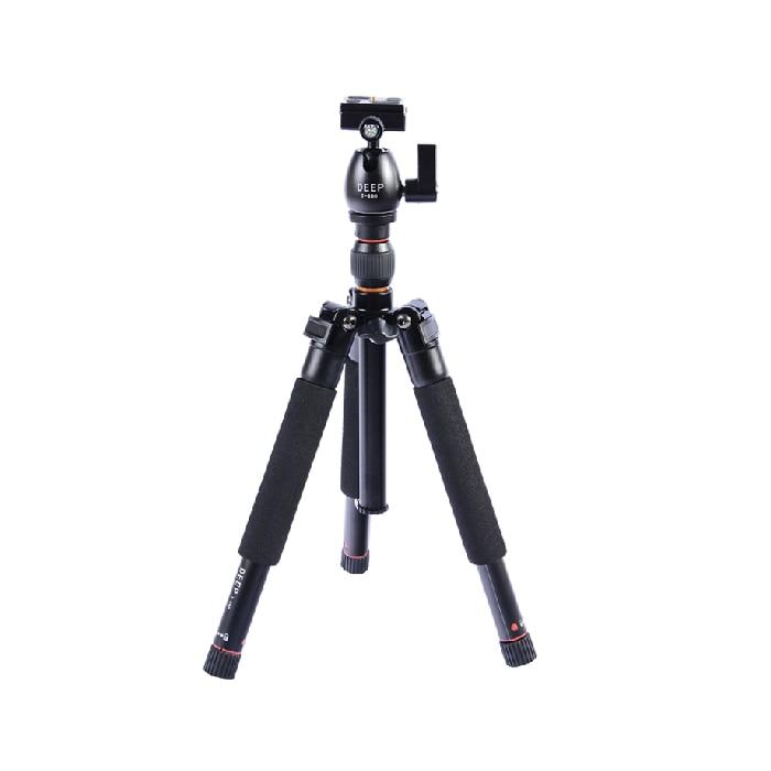 Deep t-680 stativ s přenosným profesionálním stativem pro - Videokamery a fotoaparáty