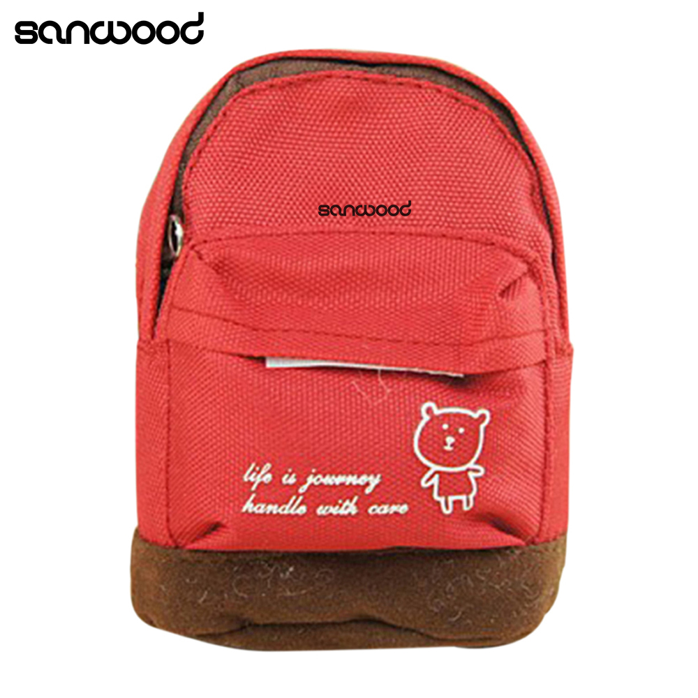 2016 New Design Girl's Kid's Coin Purse Cute Bear Mini Creative Shape Keys Pouch Wallet Money Bag  Gifts 9R2N the black keys the black keys el camino 2 lp