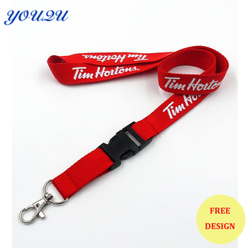 YOUQU 2*80+10cm custom lanyard polyester lanyard silk printing lanyard screen printing lanyard escrow and paypal accepted фото