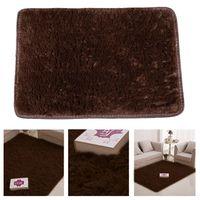 14 Colors New Design Mat Fluffy Rugs Anti Skid Shaggy Area Rug Dining Bedroom Carpet Floor