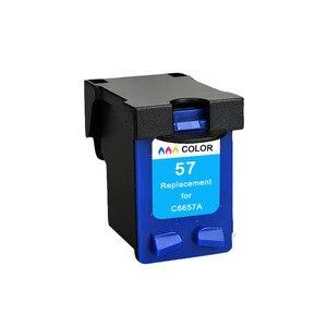 Image 4 - YLC 56XL 57XL Compatible for hp 56 57 hp56 Ink Cartridge for hp Deskjet 450 F4180 450cbi 450ci 450wbt F4140 5150 5550 printer