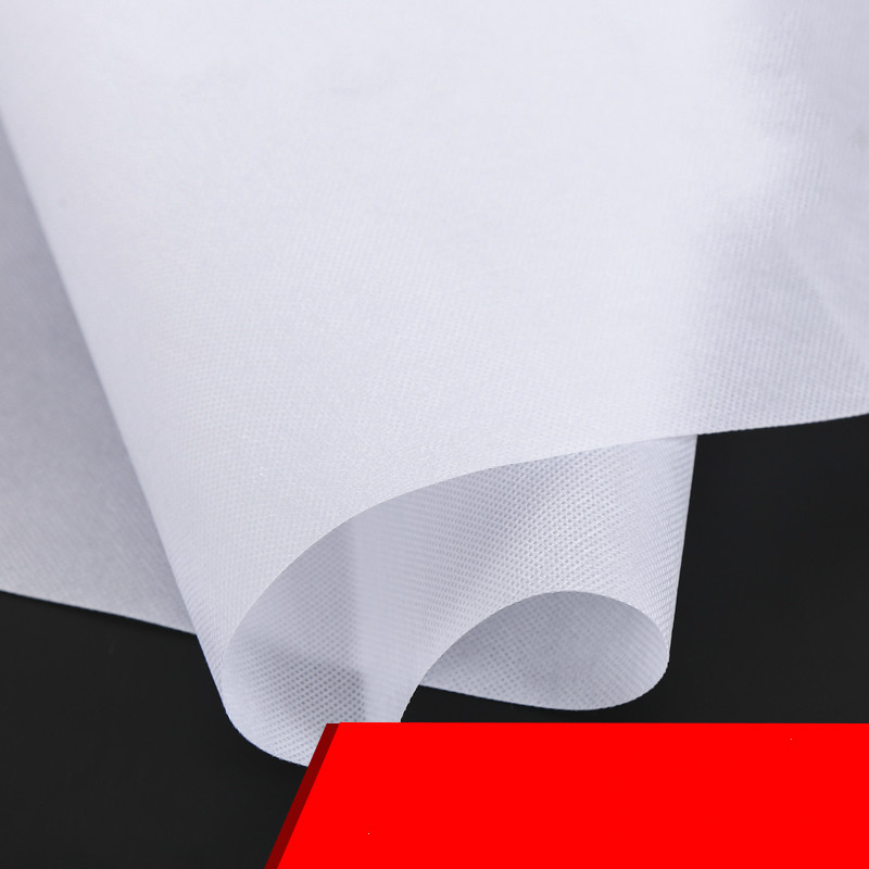 100*160CM New Material White Black Non-woven Cloth Fabric Dust Cloth Interlinings & Linings Pillow Core Cover Cloth 1PC