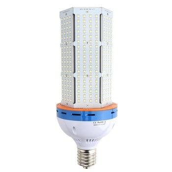 100W 120W 140W E40 Corn Bulb Lampada LED Lamp Corn Light Spotlight Street High Bay Lights SMD2835 Cold White 110V 220V