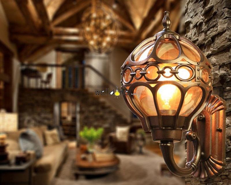 Lampade da esterno per balconi modern w led luci del giardino