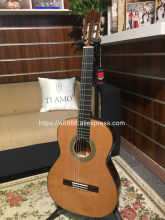 цены Finlay 39 inch Handmade Spanish guitar,With SOLID Cedar Top/Rosewood,Acoustic classical guitarras+hard case