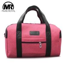 MARKROYAL New Women Travel Bags Fashion Luggage Bag