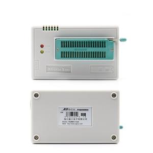 Image 5 - Programador Universal 100% V10.22 TL866II Plus, 17 adaptadores, alta velocidad, TL866 Flash, EPROM