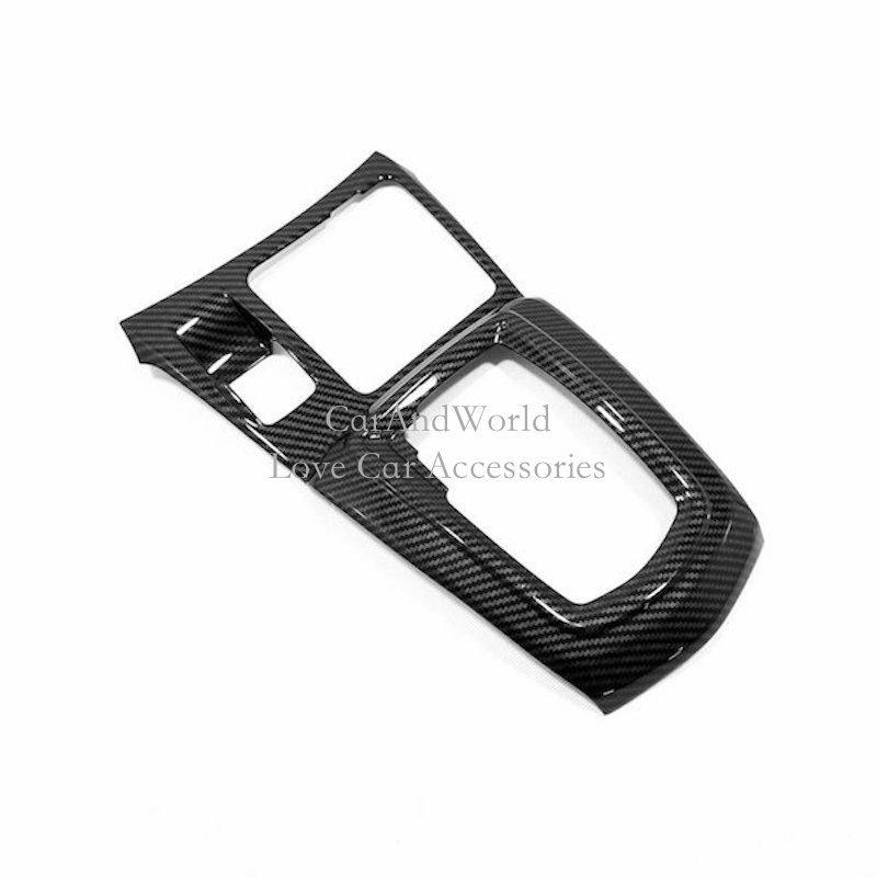 ABS Chrome Interior Gear Shift Box Electronic Handbrake Cover Trim For <font><b>Nissan</b></font> <font><b>Qashqai</b></font> J11 <font><b>2017</b></font> 2018 2019 Car Molding <font><b>Accessories</b></font> image