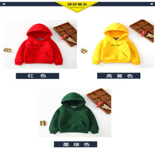 3Colors Fashion Sweatshirts Cotton Brief Kids Hoodies Letters Print 、Animal cartoon baby girl sweatshirts hoodies baby boy