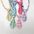 Бесплатная Доставка 2 ШТ. Дети Связывает 2016 Новые Дети Горячей Продажи галстуки Для Партии Cravate Новинка Мини Галстук В Горошек Pet галстук