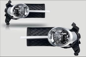For Pontiac G3 Wave Sedan 2007-up fog light halogen fog lamp bulb H3 12V 55W  shipping free 1 set 2 pair foglight