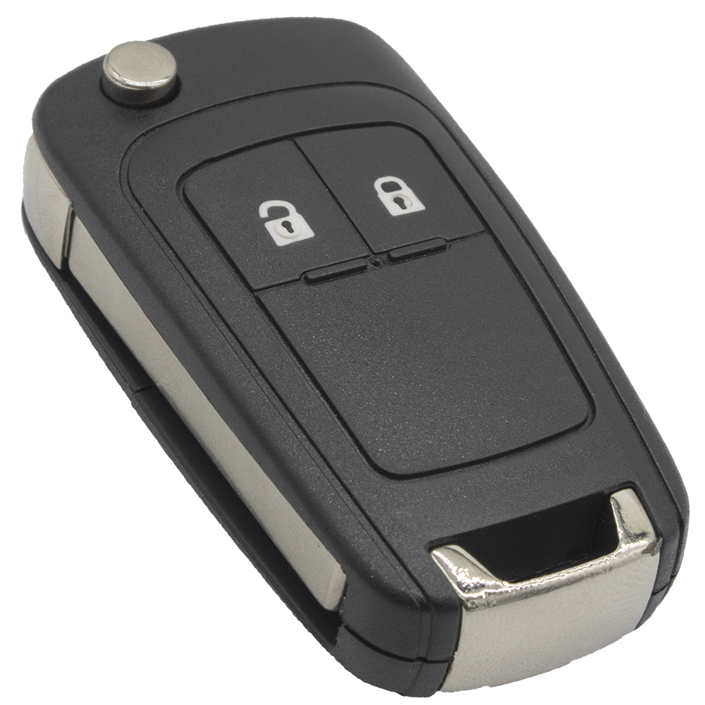 WhatsKey 2 Buttons Folding Car Key Shell Remote Flip Key Fob Case For Opel Vauxhall Astra H Insignia J Vectra C Corsa D Zafira G