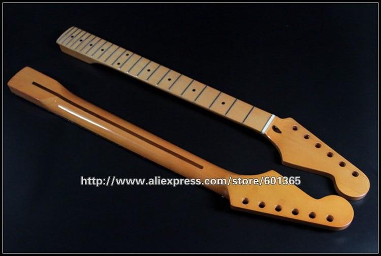 buy 2016 retro canadian maple electric guitar neck electric guitar kit kits. Black Bedroom Furniture Sets. Home Design Ideas