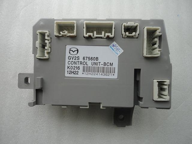 Original Brand New Mazda 6 Pentium B70 Bcm Body Control Module Unit Security Computer