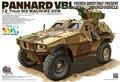 Tigre 4619 1/35 Escala Panhard VBL Luz Veículo Blindado (12.7mm M2 Metralhadora) Kit Modelo de Plástico de Construção