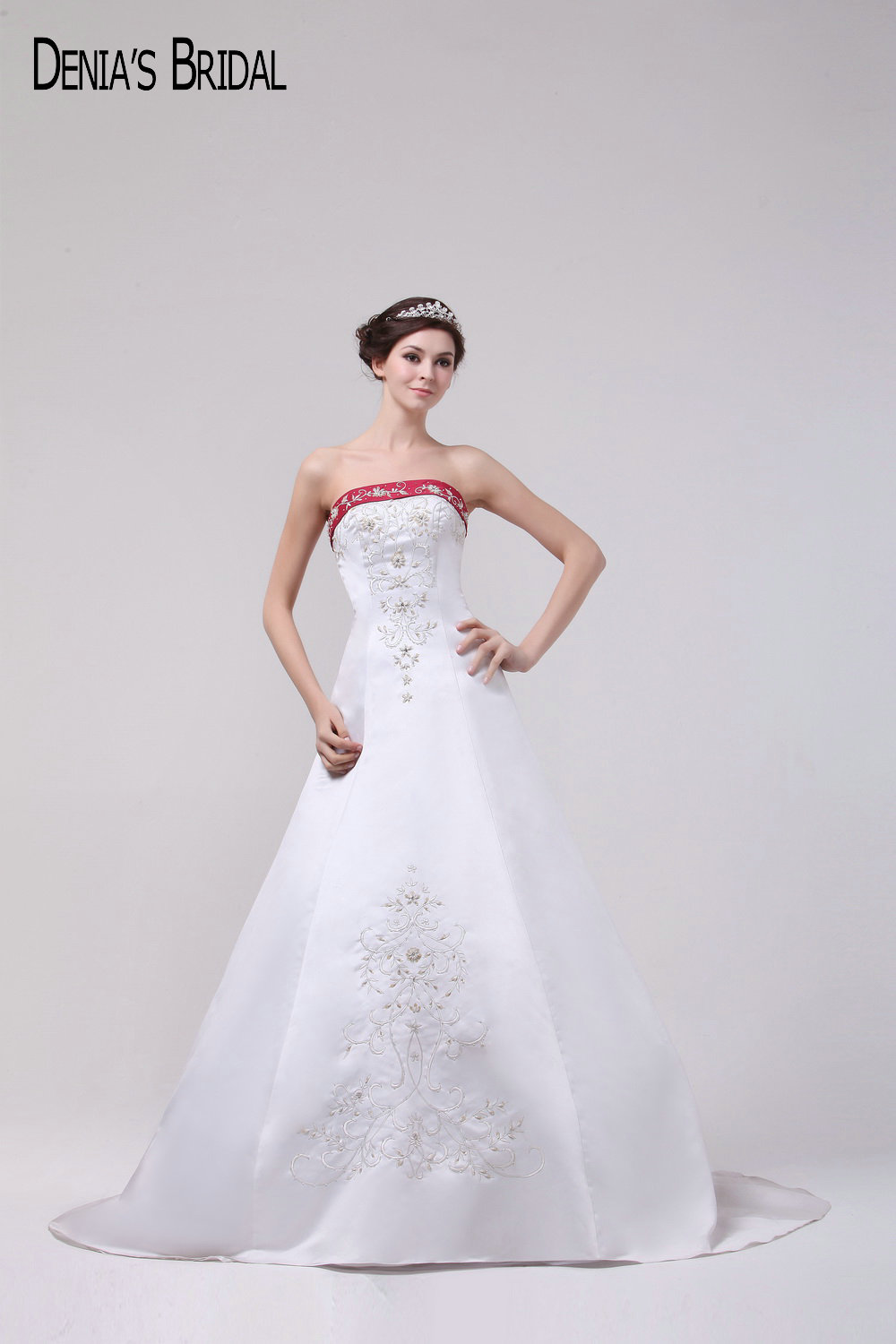 Compare Prices on Beautiful Bridal Gowns- Online Shopping/Buy Low ...