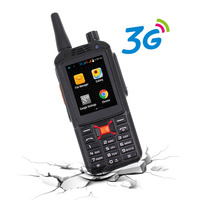 2019 3G Android Smart phone G22 Plus Poc network Phone Radio Intercom Rugged Zello REAL PTT F22 Plus Walkie Talkie Two way Radio