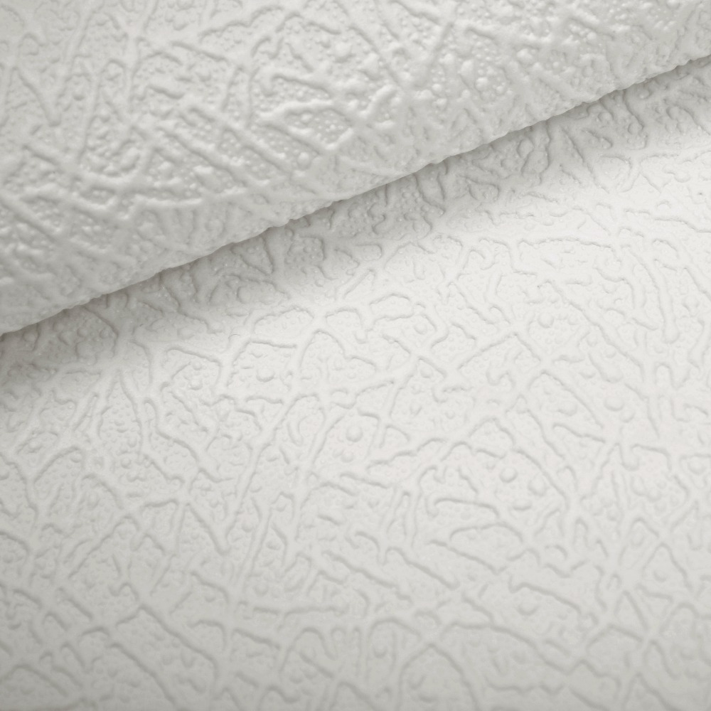 Textured paintable wallpaper hereu0027s a textured vinyl for Cheap plain white wallpaper