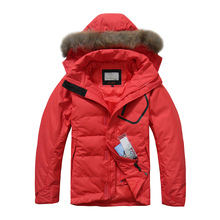 2020 New Winter Down Jacket Men Thick Warm Down Coats 90% White Duck Down Fashion Black Down Jackets Hooded Mens Winter Coats men s plus size slim fit down jacket 2019 winter white duck down splicing hooded jacket men skinny outdoors down jackets coats
