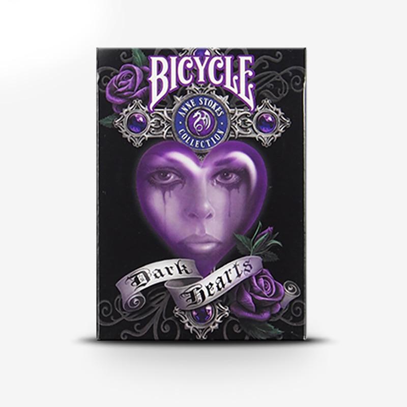 Vélos Anne Stokes Ellusionist Cartes À Jouer de Poker Original Cartes pour Magicien Collection Jeu De Cartes