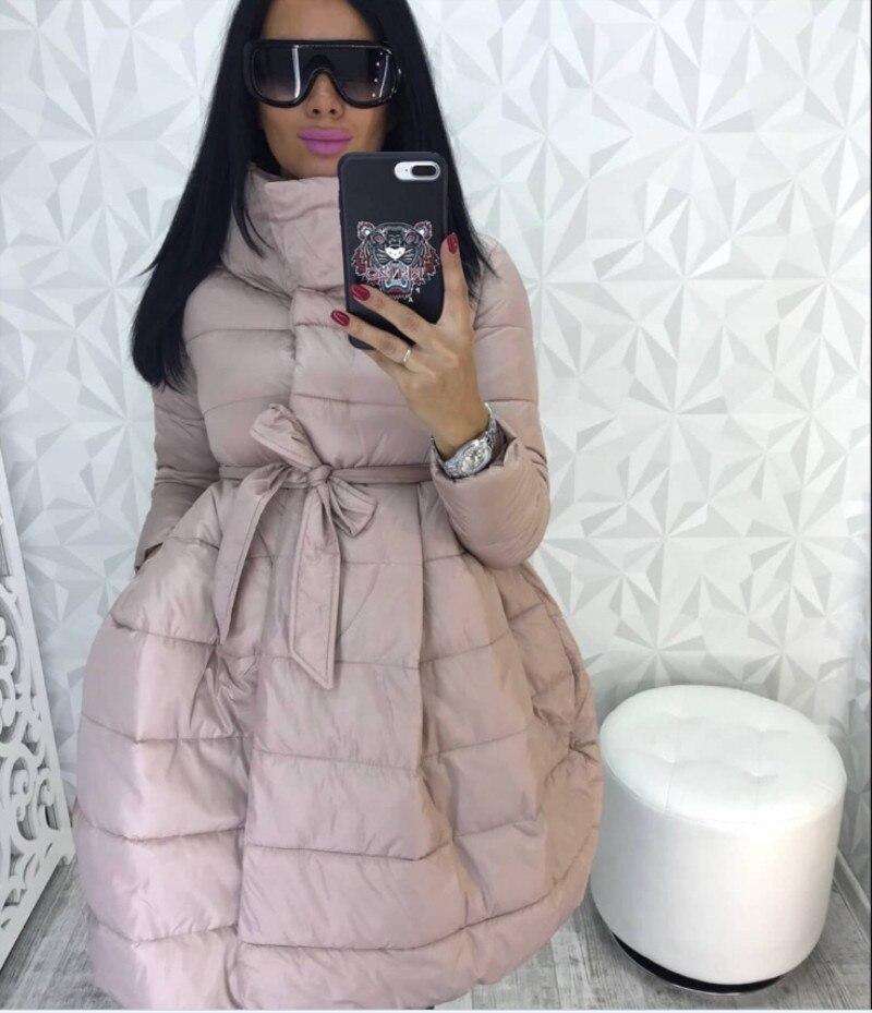Einfarbig Ukraine Warme Damenmode Ein Baumwollmantel 2018 Wort Gr Winter er Lange Kleidung Verkauf SchwarzArmee Hei Keine Einzelne Brust vwNOm8n0