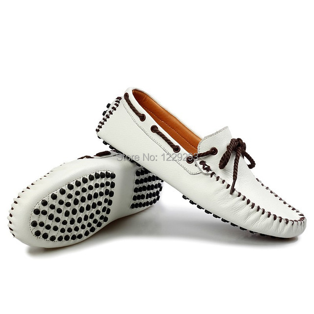 81b37154e IVG Best Selling Brand Men shoes Genuine Leather Driving Loafers Men  Mocassins Cozy Gommino Loafers Acheter Mocassins