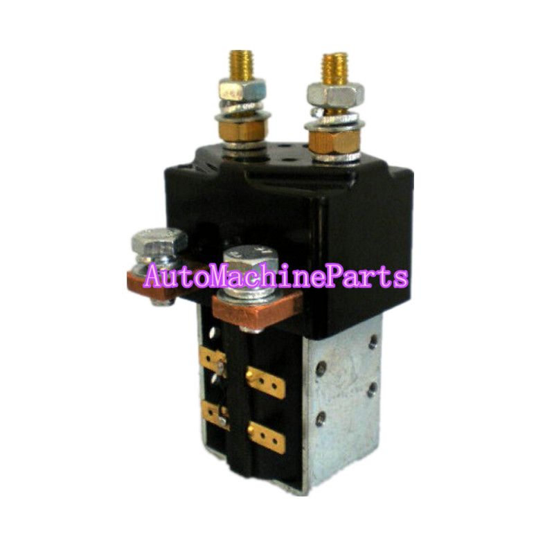 Contactor SW181B-245T for Electric Forklift 48V 200A B4SW24 Replacement For Albright et 165 mcu 24 48v electronic throttle for forklift stacker pallet truck