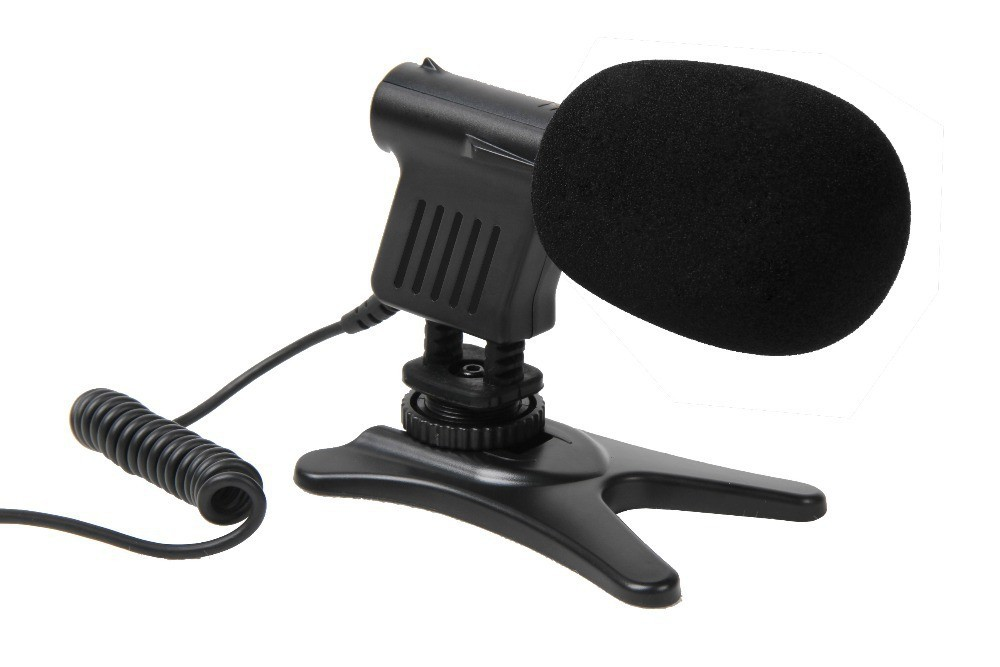 Broadcast-Quality-Mini-Professional-Stereo-Video-DSLR-Camera-Camcorder-DV-Microphone-mini-microphone-BY-VM01