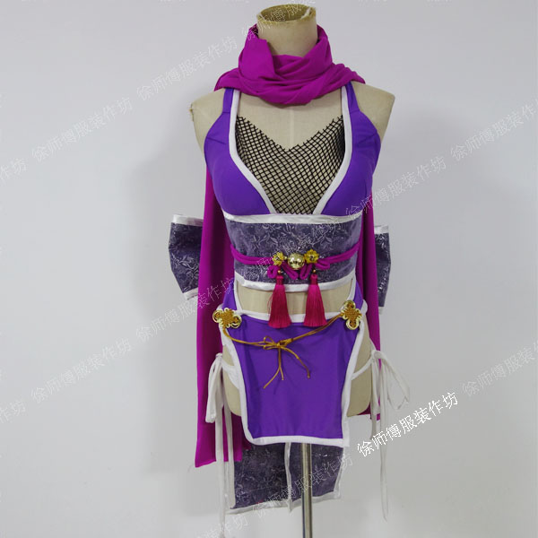 Super Sonico maid dress kimono sexy cosplay costume new year Christmas custom size made