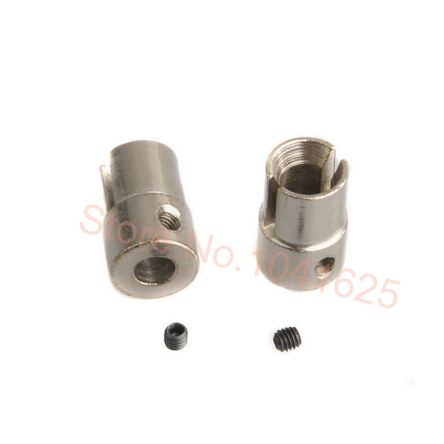 HSP 02016 Steel Universal Joint Cup B Screws Spare Parts For 1/10 RC Model Car Buggy Monster Truck Baja