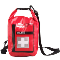 כתף 5L ערכת העזרה הראשונה רפואית Luckstone חיצוני עמיד למים תיק מיני שקיות נסיעות עמיד למים לשעת חירום|bag delivery|bag washbag camera -
