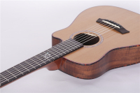 32 Enya Travel guitar UGT 05 Solid Cedar Uguitar string musical instruments professional guitarra