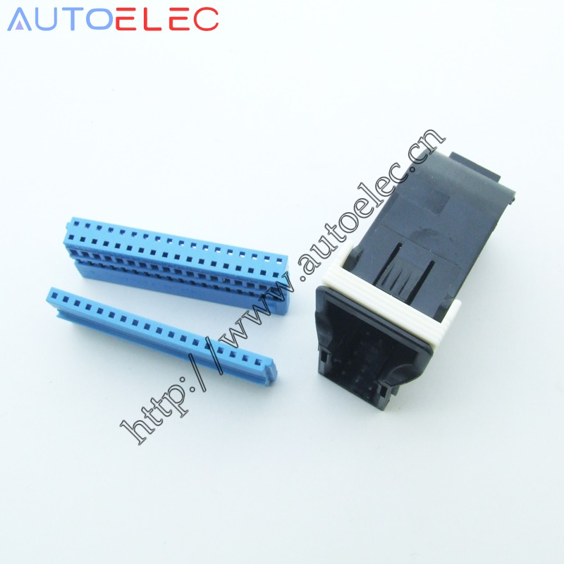 1piece 4E0972144 Automotive Connector  PLASTIC ONLY For Volkswagen Audi BMW Bluetooth Plug A6 A4 A8 C6 8k 4f And More!
