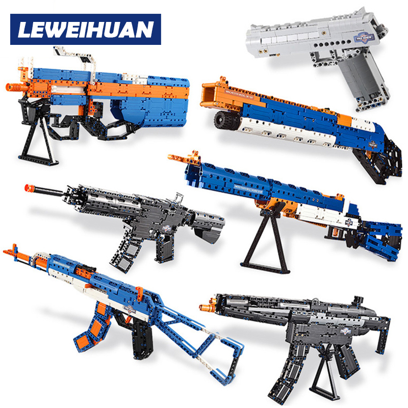 Pubg Playerunknowns Battlegrounds Compatible Legoed Figures Ak47 Weapons Guns 98k Sets Model Building Blocks Kids Toys Bricks To Clear Out Annoyance And Quench Thirst Model Building