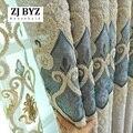 Высококачественные роскошные занавески в европейском стиле  занавески для гостиной  столовой  спальни