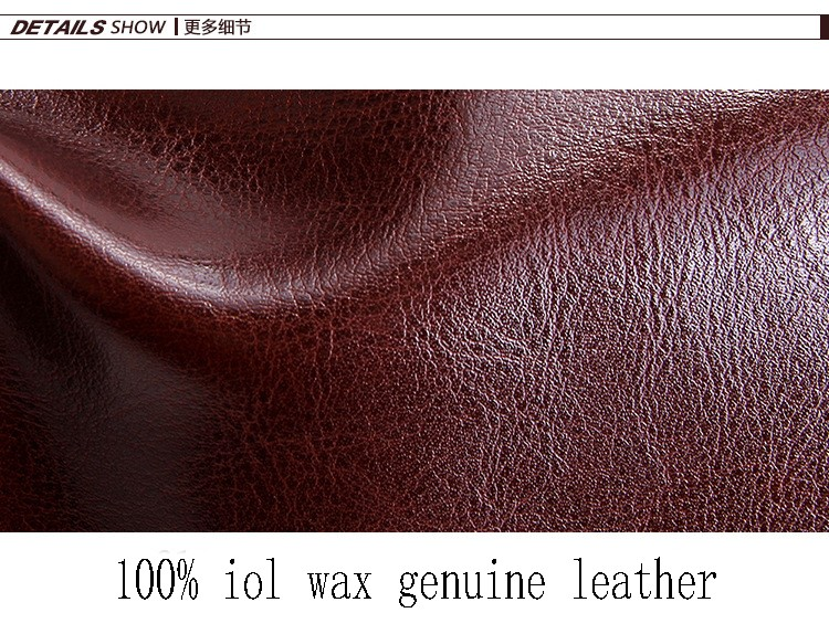 Big Bag Women Handbags Genuine Leather Oil Wax Cowhide Handbags Lady Real Leather shoulder Messenger Bags Generous Fashion Bag (21)