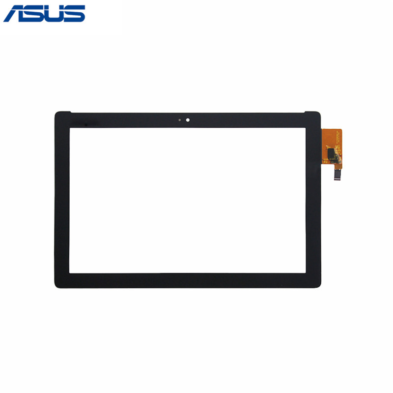 Asus Z300M Black Touch Screen Digitizer Panel Glass Lens replacement parts For ASUS Zenpad 10 Z300M tablet Touch panel replacement touch screen digitizer glass for lg p970 black