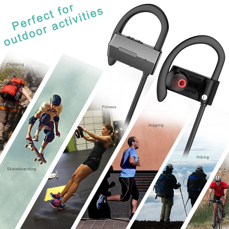 Ubit BH-05 Auricular Bluetooth para deportes con micrófono - Audio y video portátil - foto 6