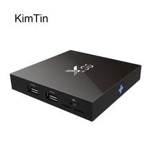 KimTin X96 1G 8G Amlogic S905X Quad Core Android 6.0 Set TV Box Wifi HDMI 2.0 Android  Marshmallow H.265 4K*2K Kodi Media Player
