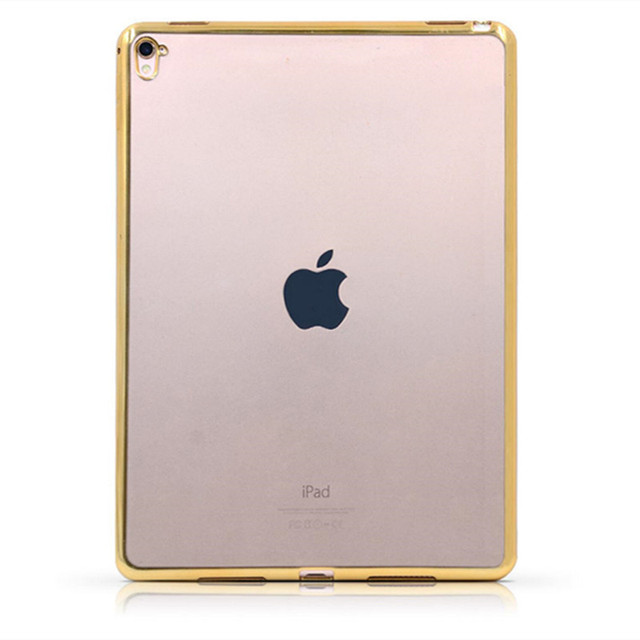 For iPad PRO Fashion Plating Frame  Crystal  for iPad PRO 9.7″