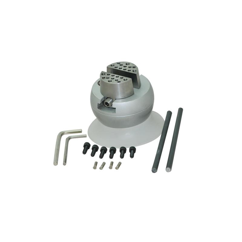 Изготовления драгоценностей мини ювелирные изделия гравер блок мяч тиски для ювелирных инструменты и оборудование с 12 шт. аксессуары