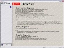 Para Denso DST-PC 9.0.0 [2016] apenas software