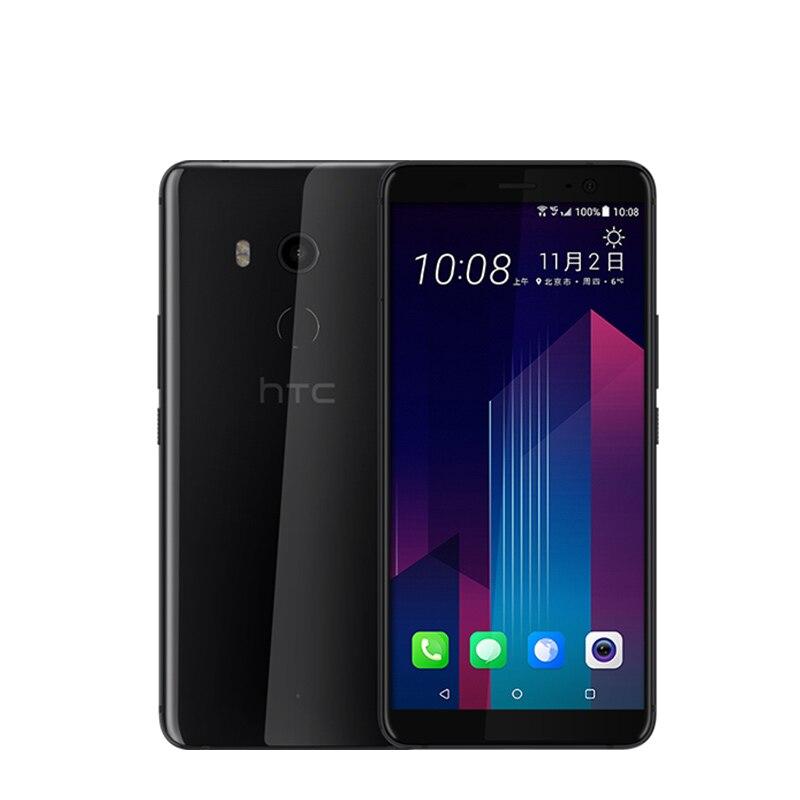 Original HTC U11 Plus Snapdragon 835 6 GB RAM 128 GB ROM Handy Octa Core 6,0 zoll Android 8.0 1440x2880px IP68 Wasserdicht