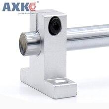 4 шт. линейный рельсовый вал 8 мм Sk8 Sh8a поддержка Xyz Таблица Cnc