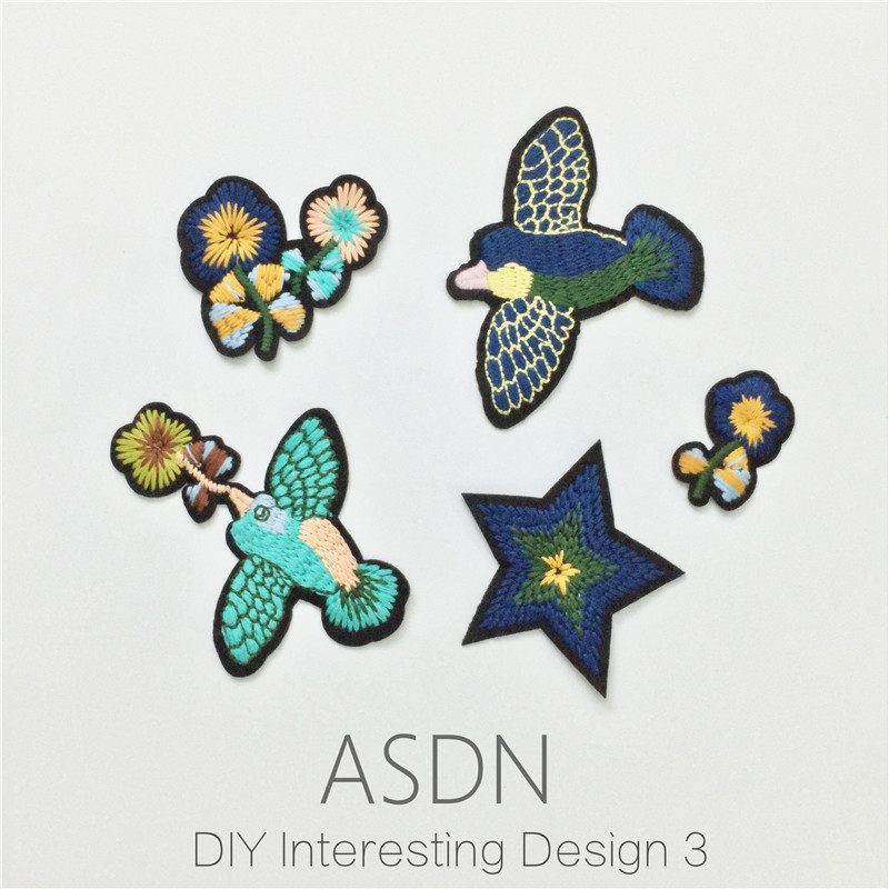 Creative embroidery designs reviews online shopping