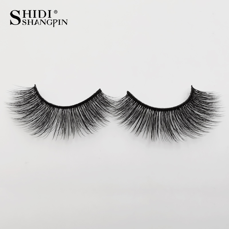 HTB1FzdLbx2rK1RkSnhJq6ykdpXae Natrual long 3D Mink False Eyelashes wholesale 4 pairs Fluffy Make up Full Strip Lashes 3D Mink Lashes faux cils Soft Maquiagem