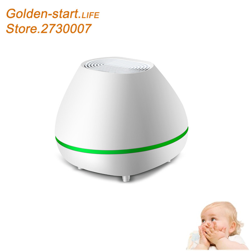 2017 New Arrival Household Air Purifier remove 99% PM2.5  formaldehyde benzene Anion Aroma Diffueser tcl air purifier tkj200f household living room removing haze formaldehyde pm2 5 secondhand smoke anion oxygen bar free shipping