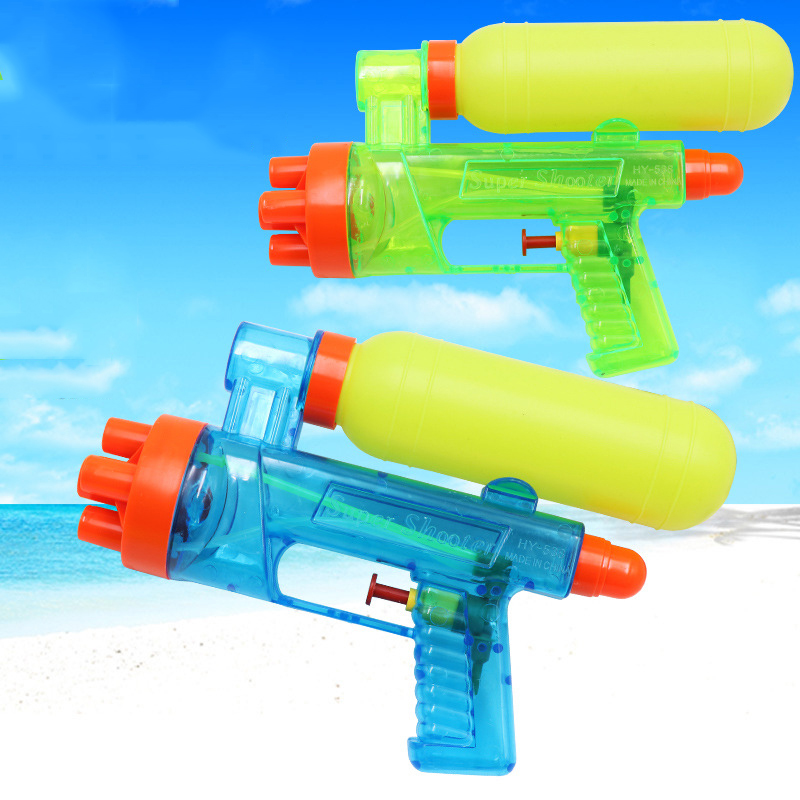 BalleenShiny Baby Water Gun Toys Funny Summer Beach Outdoor Toys Bath Play Squirt Water Rafting Swimming Toys For Children Kids
